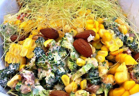 Super sund salat