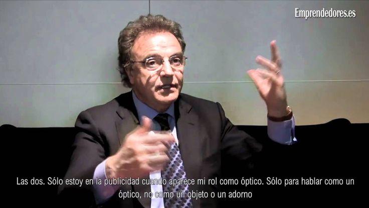Vídeo resumen de la entrevista a Alain Afflelou que publica la revista Emprendedores de su número de junio 2012, realizada por Javier Escudero.