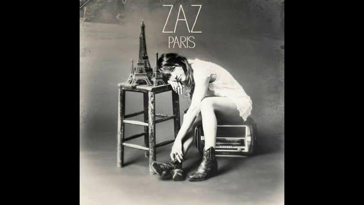 """2ème single de la belle Zaz, n'oublier pas de précommandée l'album """"Paris"""" sur Itunes!!"""