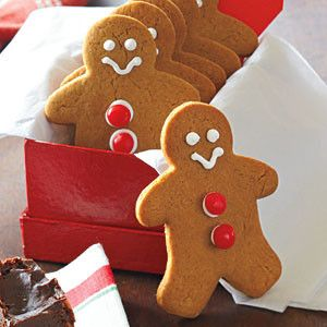 How To Make Gingerbread Men