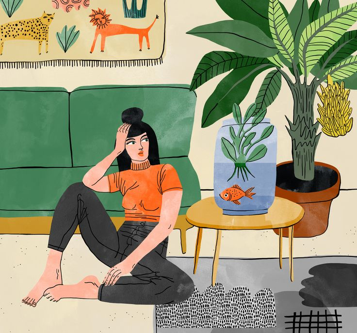 It's Nice That | Bodil Jane's illustrations: ornate, exotic and really very lovely