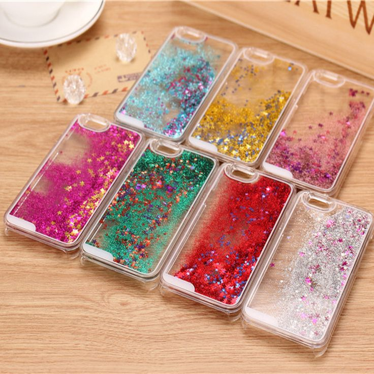 8 Colors Fun Glitter Star Dynamic Liquid Back Case cover for iphone 5C 6 6s 6Plus/6sPlus transparent clear phone back housing // iPhone Covers Online //   Price: $ 16.09 & FREE Shipping  //   http://iphonecoversonline.com //   Whatsapp +918826444100    #iphonecoversonline #iphone6 #iphone5 #iphone4 #iphonecases #apple #iphonecase #iphonecovers #gadget #gadgets
