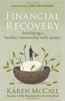 May 2016- Book Club - Financial Recovery: Developing a Healthy Relationship with Money by Karen McCall. (not an affiliate link, endorsement, or sponsorship) #finance #financebooks #debtrecovery #money #Bookclub