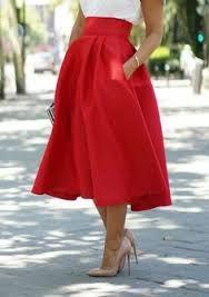 Resultado de imagen para faldas en pinterest