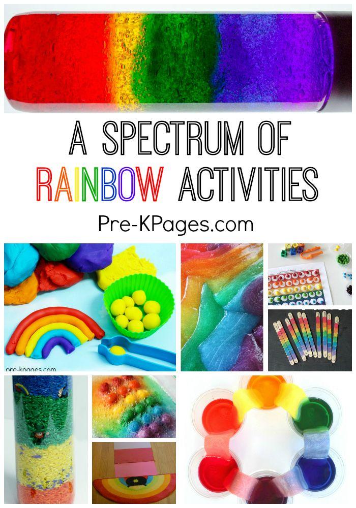 rainbow preschool 25 best ideas about rainbow activities on 968