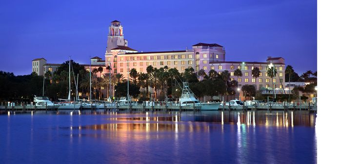 One of my favorite places in St. Petersburg, Florida. Waterfront view, beautiful cocktail lounge and history.