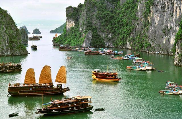 Vietnam FLIGHTS fr $213 rtn, Hong Kong $310, Phuket $189 + MORE - Exploramum & Explorason