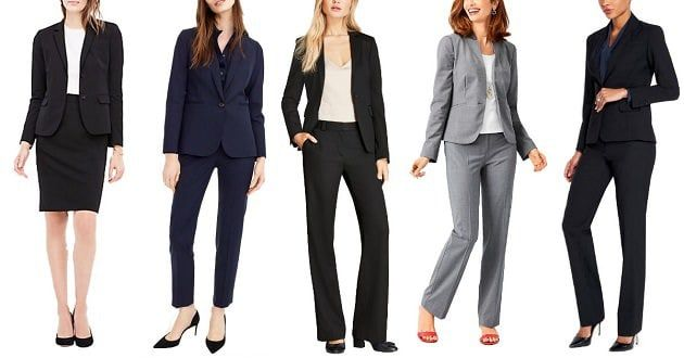 The Best Women S Suits Of 2019 Affordable Designer And