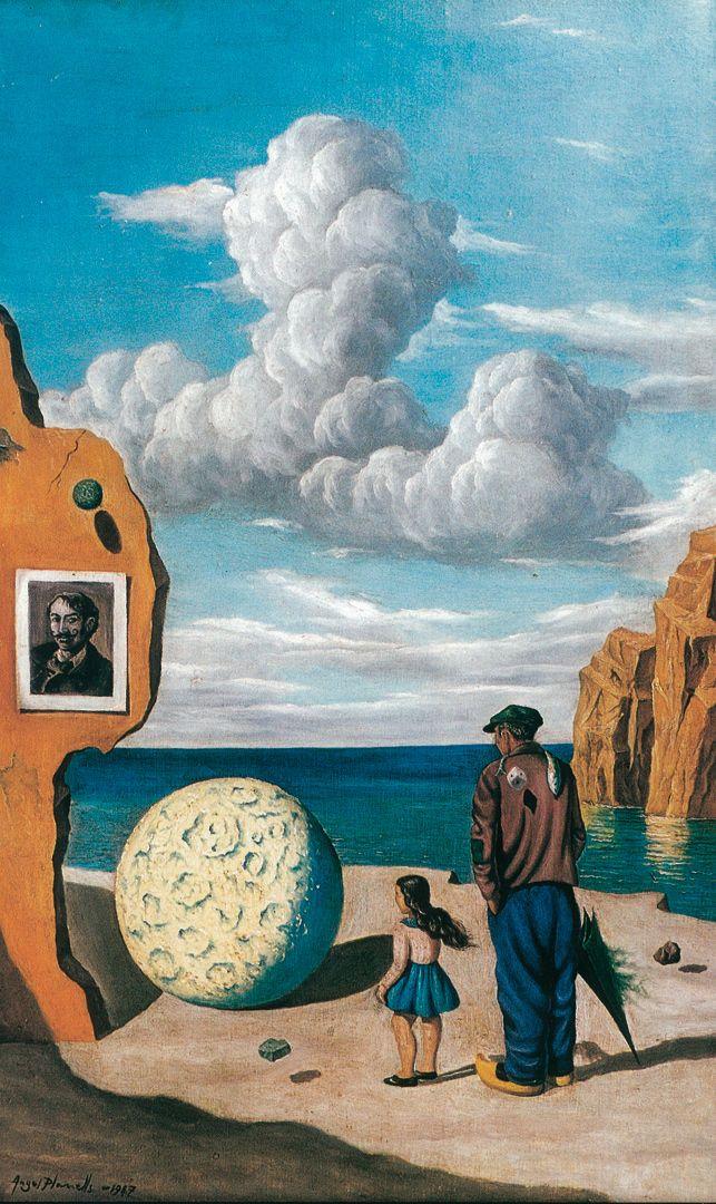 Сюрреализм в Каталонии. Художники Ампурдана и Сальвадор Дали. Эрмитаж до 5 февраля