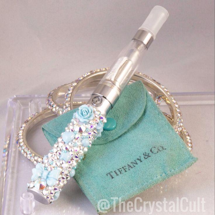 The Crystal Cult | Swarovski Crystal bling Vape pen | TheCrystalCult.com |