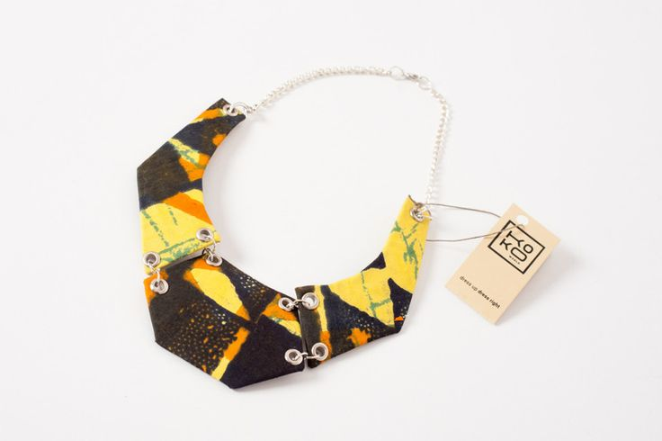 Necklace Cabo Verde African Mix from KOKOworld by DaWanda.com