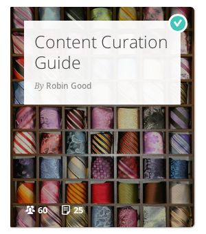 Content curation, how to do it right