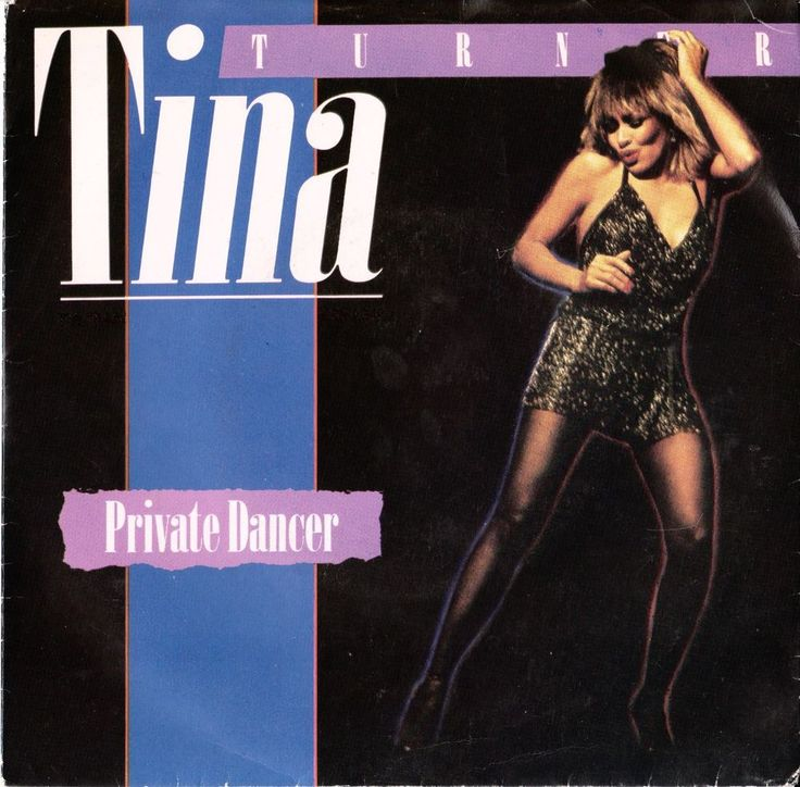 "TINA TURNER Private Dancer 1984 Portugal Issue Rare 7"" 45 Vinyl Record 2003177 #1980sDancePopPopRBPopRock"