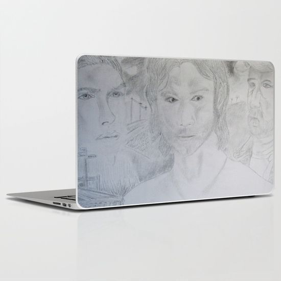 Available in all sizes! Skins are thin, easy-to-remove, vinyl decals for customizing your laptop . Skins are made from a patented material that eliminates air bubbles and wrinkles for easy application. | Shop this product here: http://spreesy.com/artbystefannchapman/14 | Shop all of our products at http://spreesy.com/artbystefannchapman    | Pinterest selling powered by Spreesy.com