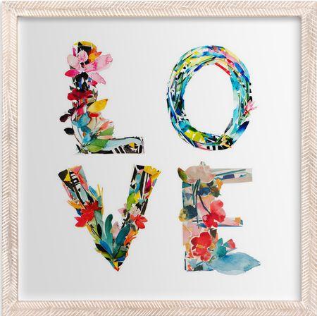 Sweet LOVE Art Print by Kiana Mosley