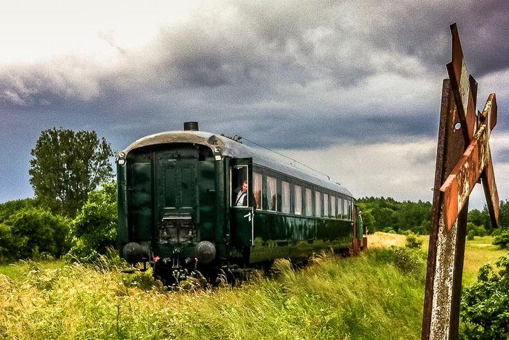 Carska Restaurant Hotel Train Carriage - Poland