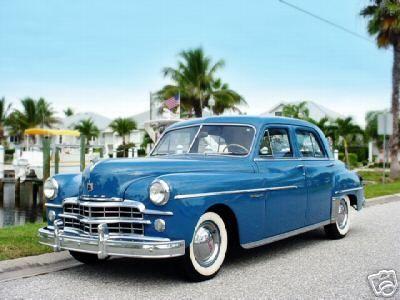1949 dodge meadowbrook four door sedan dodge automobiles for 1949 dodge 2 door sedan