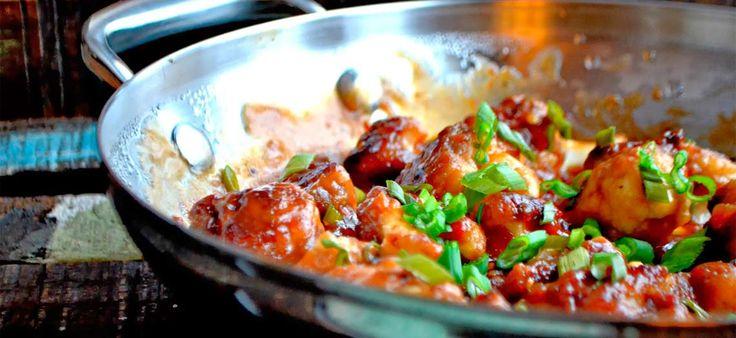 Το Κουνουπίδι Του Στρατηγού Τσο – General Tso's Cauliflower