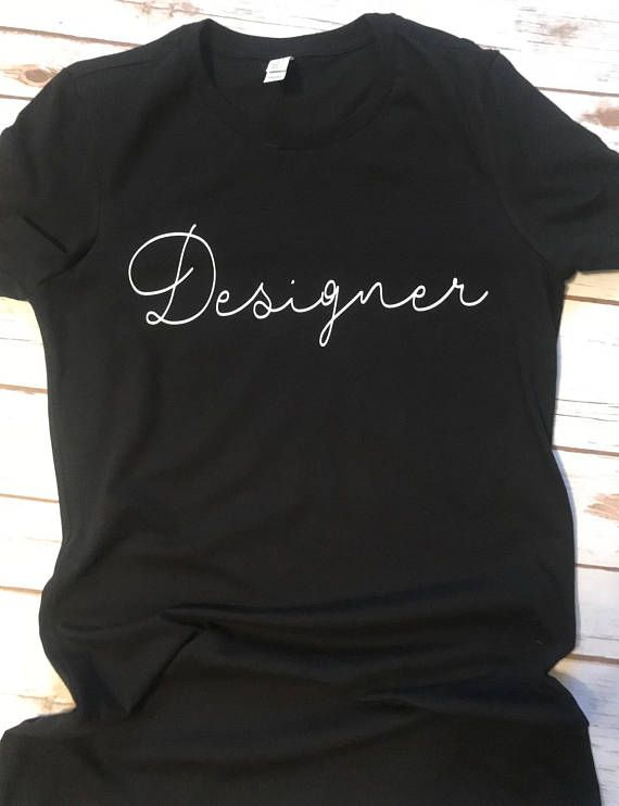 This listing is our first and only shirt in our LUXURIOUS line of Designer tees! They are SPECIALLY HANDMADE by THE self-proclaimed genius shirt-maker, whom we have chosen to keep anonymous, while she simultaneously drinks champagne and flaunts her menagerie of diamond accessories.