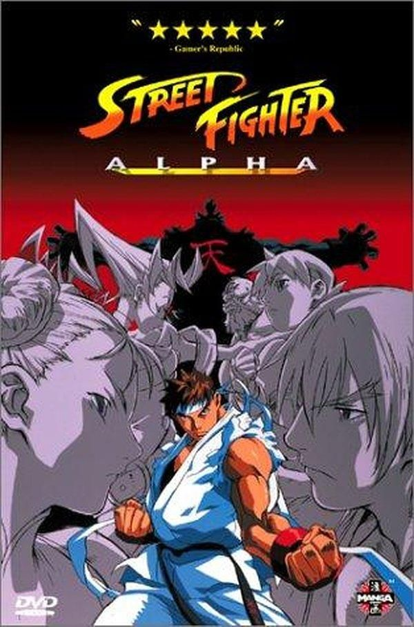 Street Fighter Alpha (Video 1999)