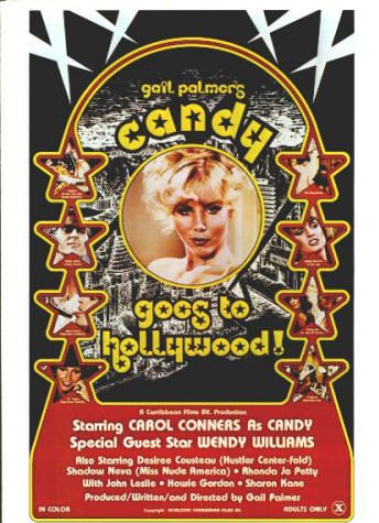image Candy goes hollywood 1979