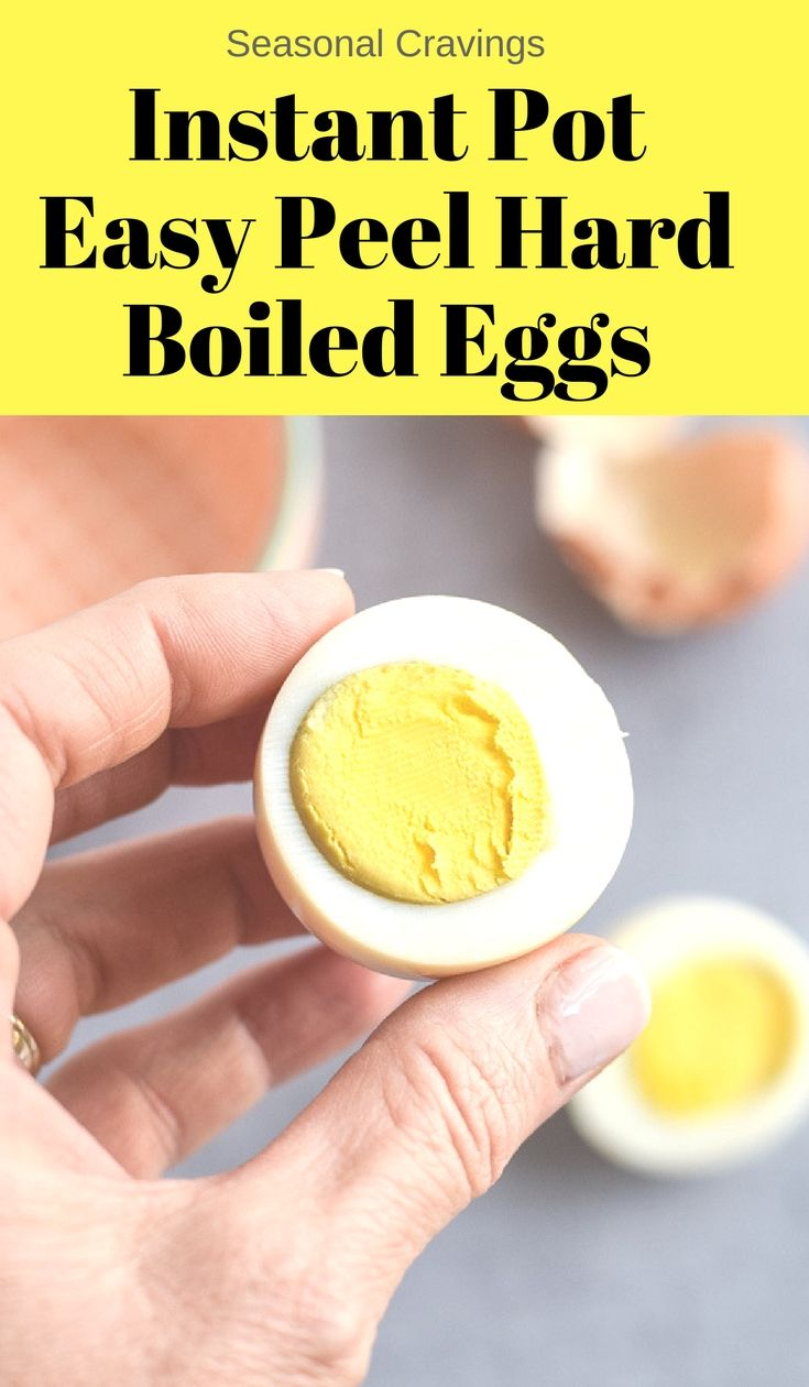 How to peel hard boiled eggs better