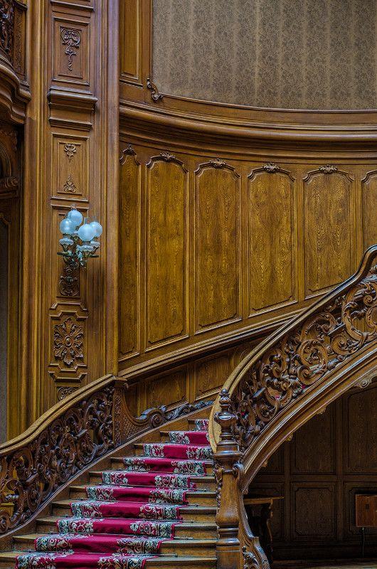 Витя, вот тебе лестница Решилье.