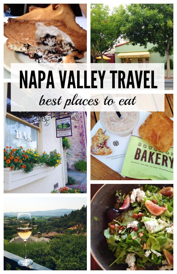 Napa Valley: Where to Eat - Spoonful of Flavor