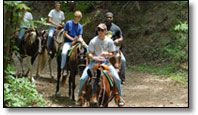 Riverman Trail Rides & Stables LLC. - Broken Bow, Oklahoma