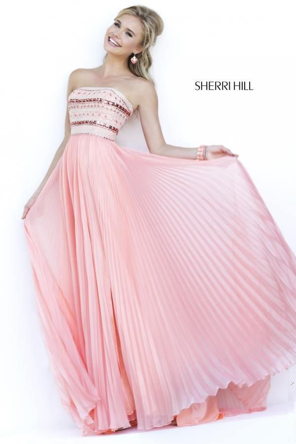 34 best long prom dresses 2015 images on Pinterest | Formal evening ...