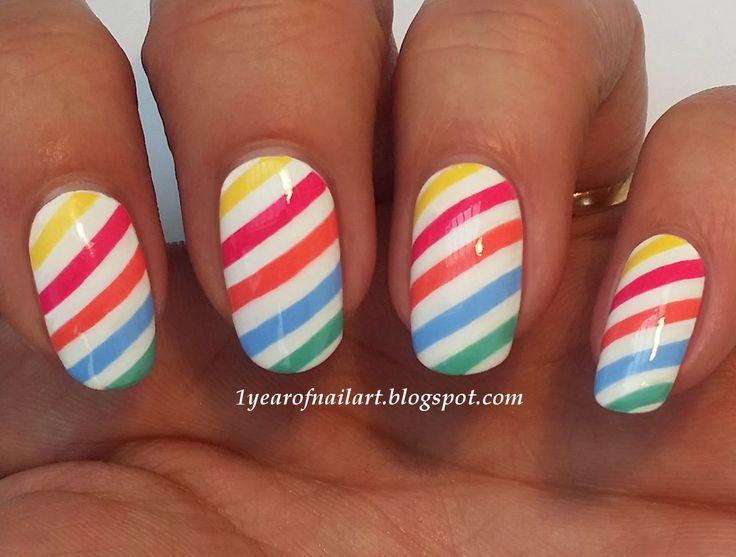 365 days of nail art :Easter #nail #nails #nailart