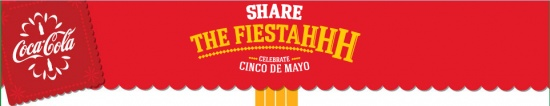 Coca-Cola Share The Fiestahhh Sweepstakes - Win a trip to Cancun, Mexico! - ends 5/6/13