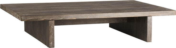 Bakota table basse en bois de paulownia Cette table basse en paulownia ...