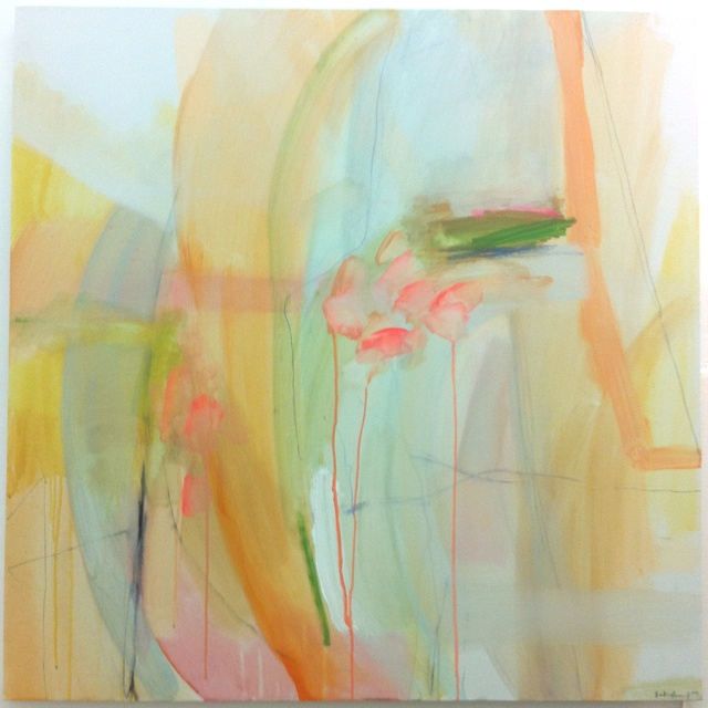 New work by Sally King Benedict @Sally Read: Paintings Pallettes Ideas, Abtract Paintings