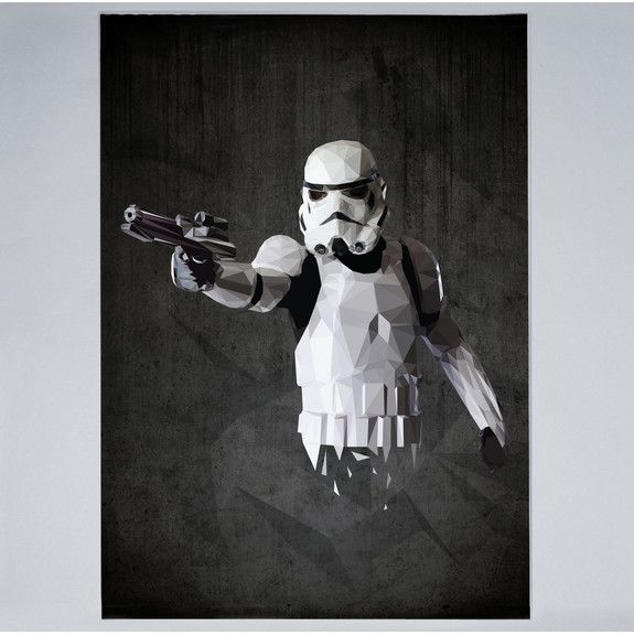 William Teal - Stromtrooper - Print