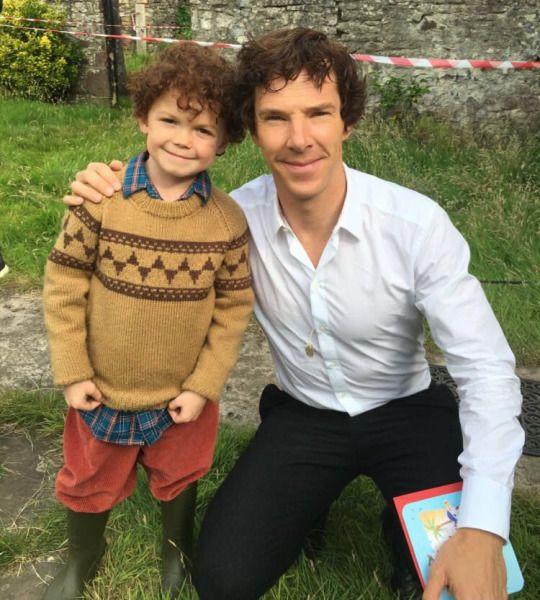 Sherlock and Mini-Sherlock