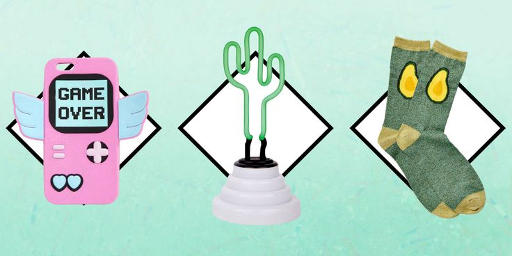 You'll own the gift-giving game with these super cool (cheap) trinkets.