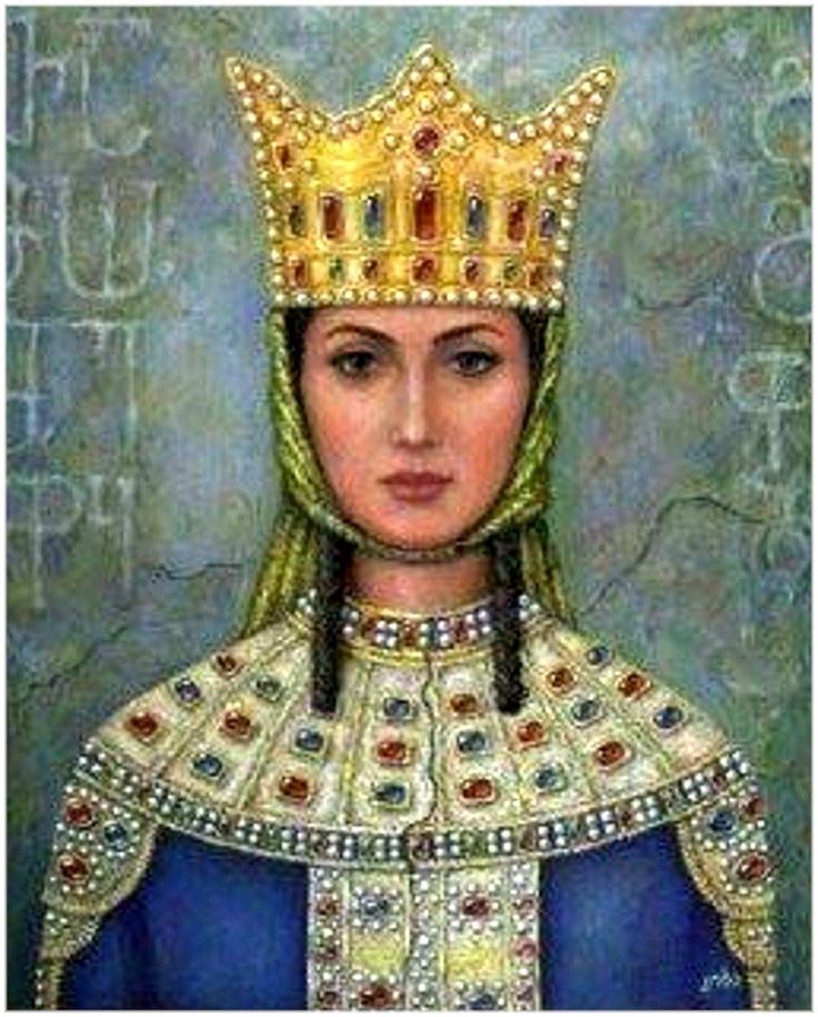 Anna Dandolo (unknown date of birth) -1258) was a Venetian noblewoman who became Queen Consort of Serbia as the second wife of Stefan the First-Crowned, founder of the Serbian kingdom. She was crowned in 1217, and she held this title until his death on 24 September 1228. She was the granddaughter of Enrico Dandolo, Doge of Venice. King Stefan Uroš I was her son.