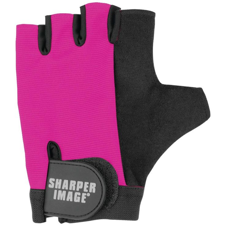 New Arrival: Sharper Image Deluxe Fitness Gloves (small