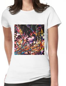 Beyond the Ashes Womens Fitted T-Shirt
