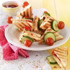 Afbeeldingsresultaat voor kinder kerst sandwiches