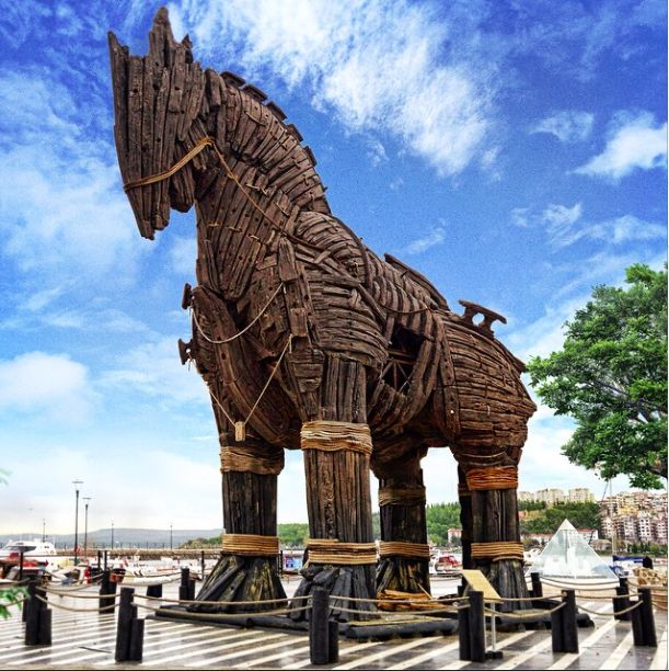 Did you know that the ancient city of Troy was rebuilt 9 times? Imagine yourself tracing the remains of each city, while your kids play hide and seek around a replica of the famous Trojan Horse.