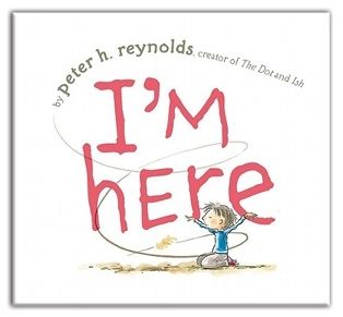 I'm Here- children's book about Autism. Teaches children to stand up for others who may not seem to belong.