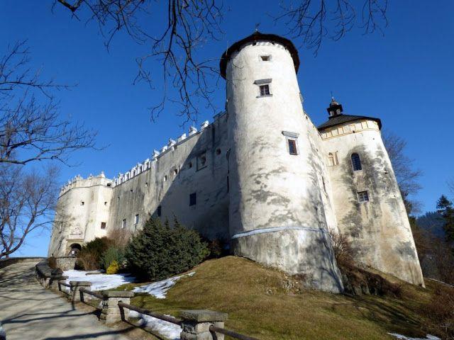 Podróżujemy po Polsce i nie tylko...: Zamek Dunajec w Niedzicy