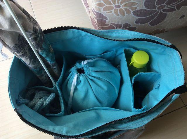 Sewing for Rhythmic Gymnastics - Apparatus Bag