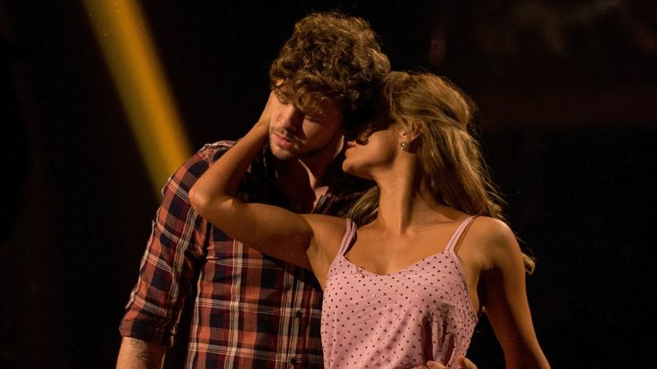 Jay McGuiness & Aliona Vilani Rumba to 'Falling Slowly' - Strictly Come Dancing: 2015