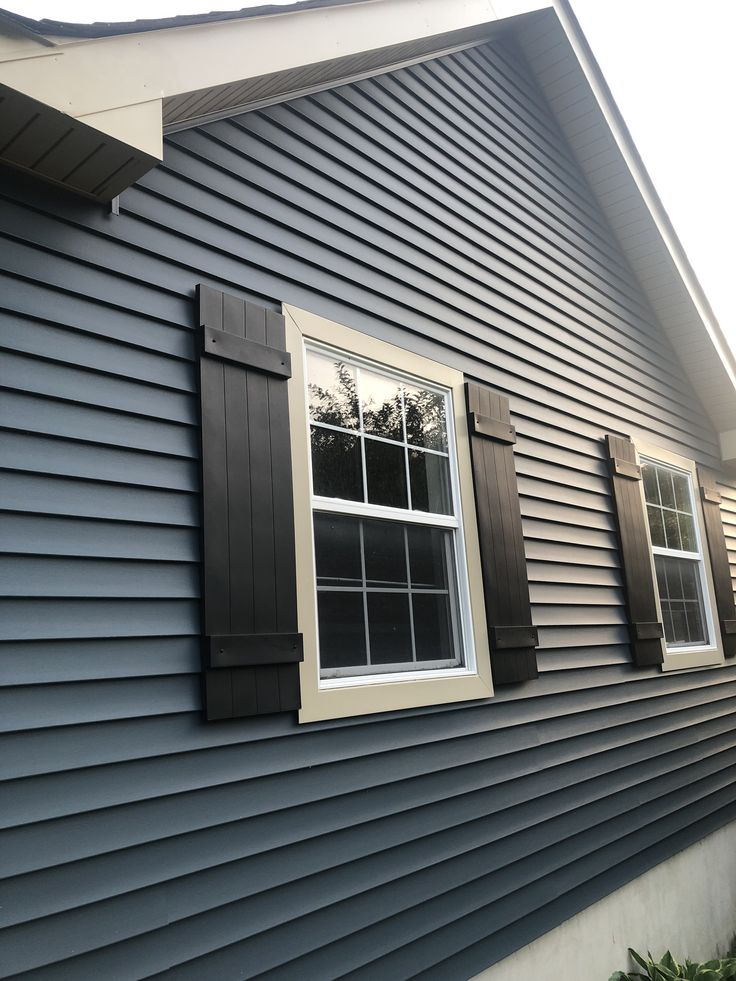 Mastic Rock Harbor Siding Mid America Shutters Savannah