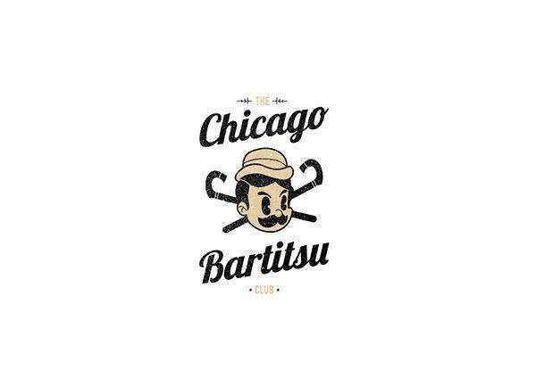 Chicago Bartitsu Club- Branding