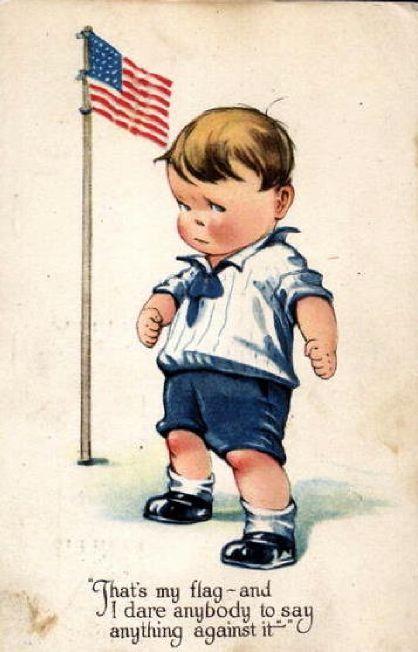 That's My Flag....Charles Twelvetrees