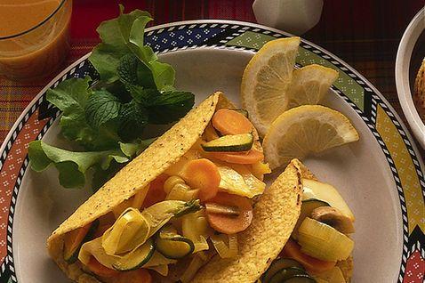 Tacos vegetariani | Donna Moderna
